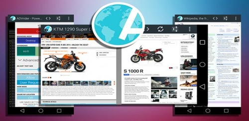 مرورگر Atlas Web Browser