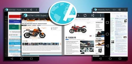 مرورگر Atlas Web Browser
