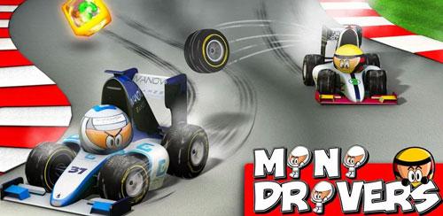 بازی minidrivers