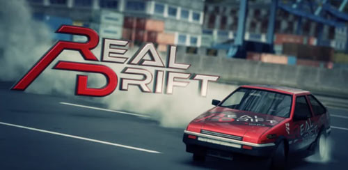 بازی Real Drift اندزوید